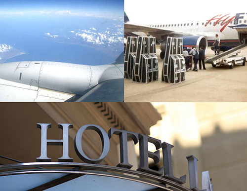In the air and on the ground: Luxreisen supports you in planning and organizing choir and orchestra tours